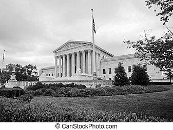 Supreme Court Building. - Supreme Court building in...
