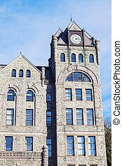 Supreme Court in St. John's, Newfoundland