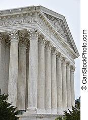 Supreme Court in Washington, DC