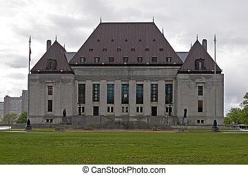 Supreme Court, Ottawa, Ontario, Canada
