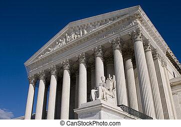 Supreme Court - United States Supreme Court, Washington DC