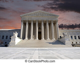 Supreme Court Sunrise