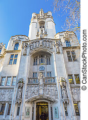 Supreme Court United Kingdom Middlesex Guildhall Westminster London England