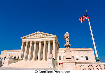 Supreme Court United states in Washington