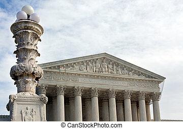 Supreme Court Washington DC USA