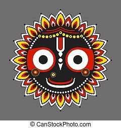 Supreme Lord Jagannatha - Supreme Lord of Universe Lord...