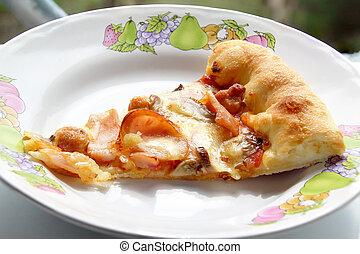 supremo,  pizza