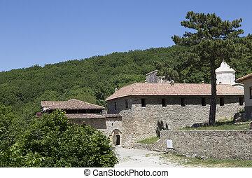 Surb Khach Monastery Complex of Armenian Apostolic Church,...