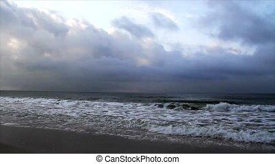Surf Clouds Loop
