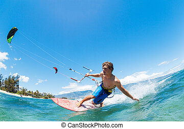 surf, cometa