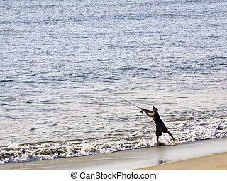 Surf Fisherman Casts