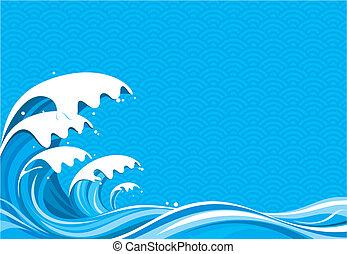 surf, grafico