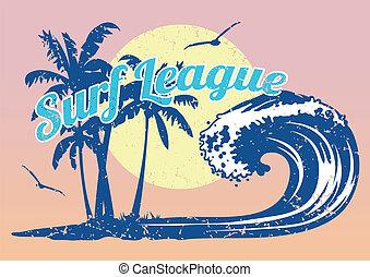 Surf League.