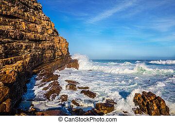 surf, oceano atlantico