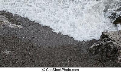 Surf on beachs