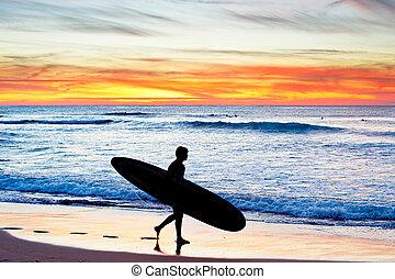 surf, portugal