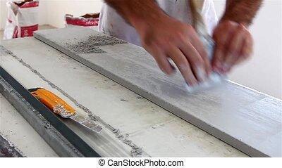 Surface finish gypsum moldings - Craftsmen made plaster...