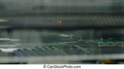 Surface Mount Technology (Smt). Smt line - Surface Mount...