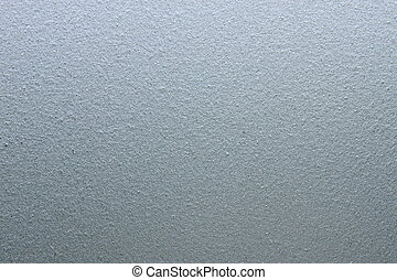 Surface of frosted glass.