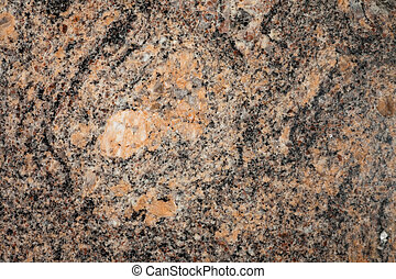 Surface of polished Granite Slab