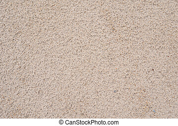 Surface of sand after rain