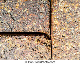 surface of the marble stone background