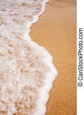 surfar, praia