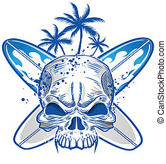 surfboard, cranio