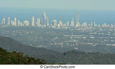 Surfers Paradise Skyline Queensland Australia 05 - GOLD...