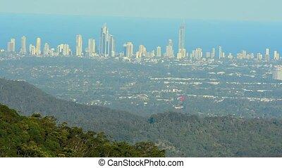 Surfers Paradise Skyline Queensland Australia - GOLD COAST -...
