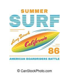 SurfIing poster