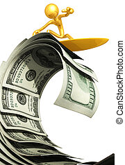 Surfing A Money Wave - A Concept and Presentation...