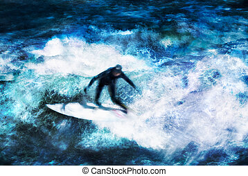 Surfing as a Summer Sport - Surfing as a Healthy Summer...