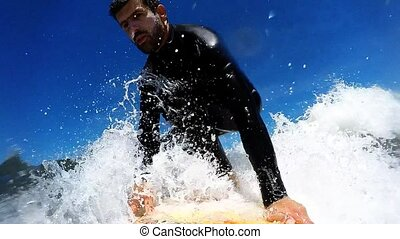 Surfing in Waves
