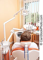 surgery., dentista