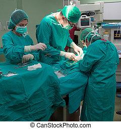 Surgery operation