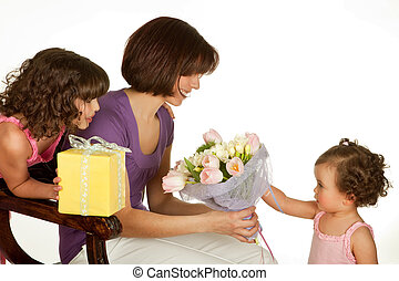 Surprise for mother