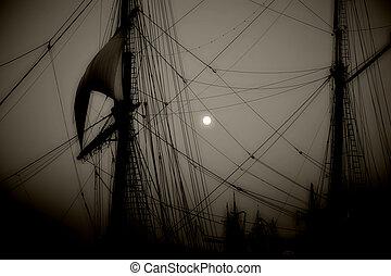 Surreal sails