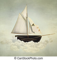 Surreal Vessel