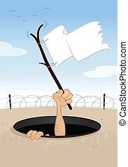 Surrender Illustrations and Clipart. 4,233 Surrender ...