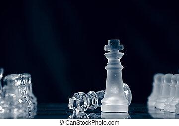 surrender., scacco matto, ?