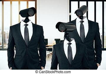 surveiilance, concept