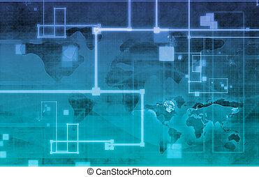 Surveillance Security Technology as a Global Art