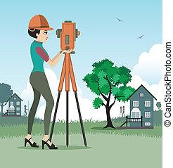 Survey Engineer.