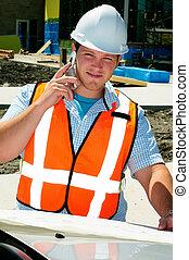 Surveyor Cellphone