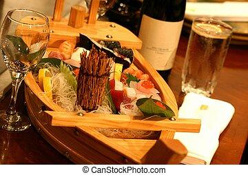 sushi, barca