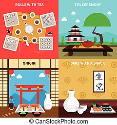 Sushi Concept Set