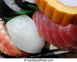 Sushi details