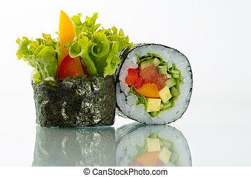 sushi gördít
