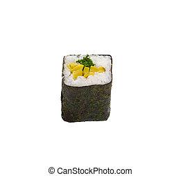 sushi isolated object 2
